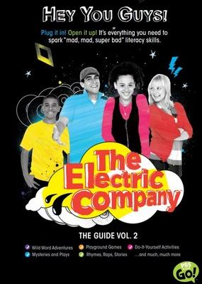 Educator's Guide, Vol. 2 | The Electric Company