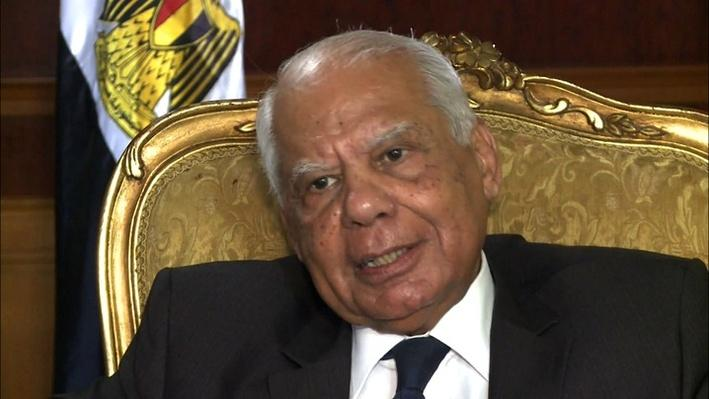 Interim Prime Minister of Egypt