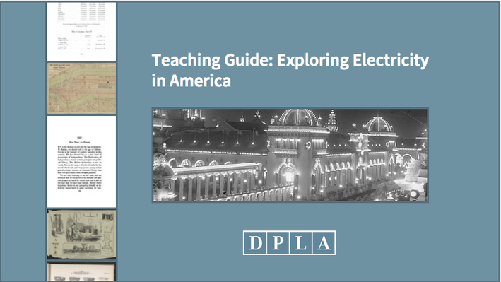 Teaching Guide: Exploring Electricity in America