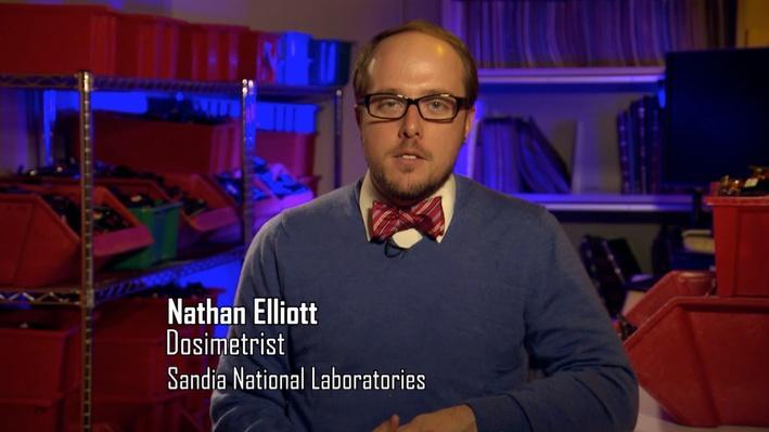 Nathan Elliott, Dosimetrist