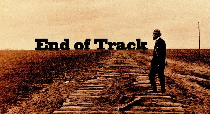 End of Track | Track Laying Video