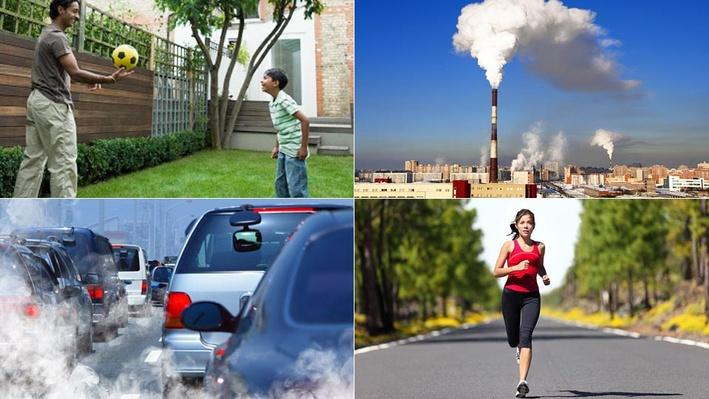 Teaching Environmental Public Health: Human Impacts on the Earth System