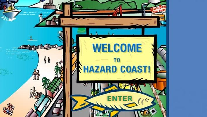 Environmental Hazards at the Coast