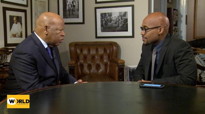 Civil Rights Activist John Lewis: Looking Back
