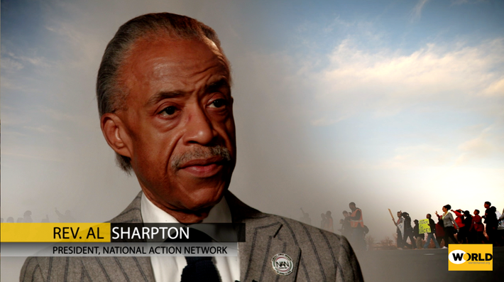 Al Sharpton: The Road to Racial Justice