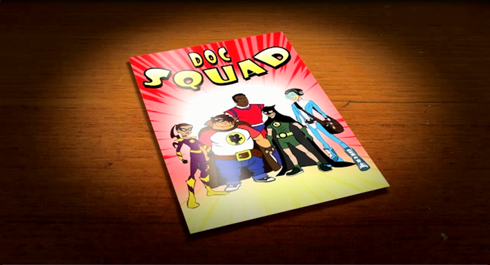 Doc Squad | Volume Formula