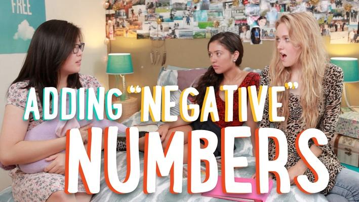 Adding Negative Numbers | Mean Girls and Darth Vader | PBS MathClub