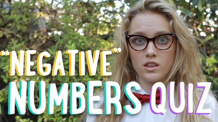 Adding Negative Numbers | Quiz | PBSMathClub