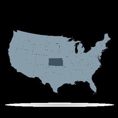 U.S. States - Kansas | Clipart