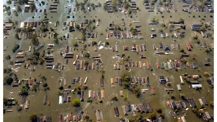 Hurricane Katrina: Possible Causes