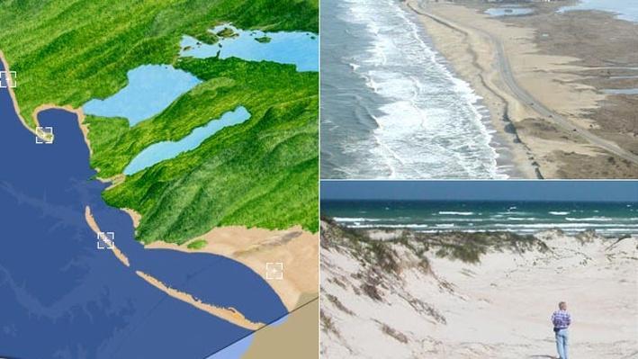 Sandy Coasts