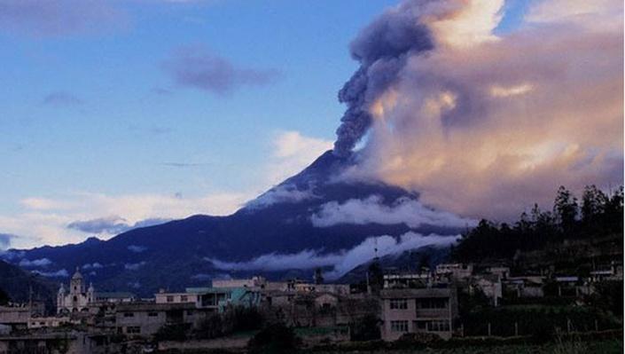 NOVA | Forecasting Volcanic Eruptions