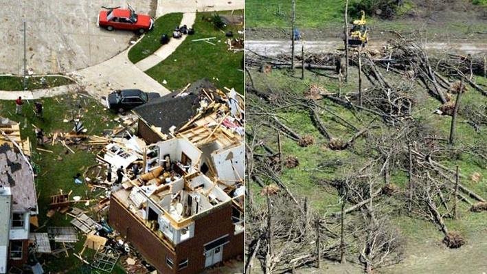 Rate Tornado Damage