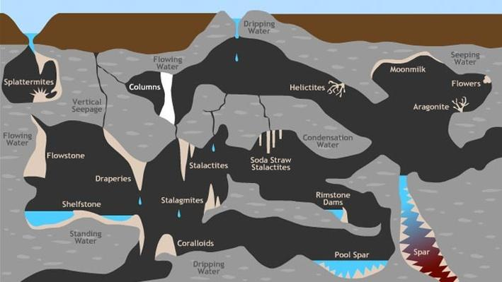 Virtual Cave | Science | Interactive | PBS LearningMedia
