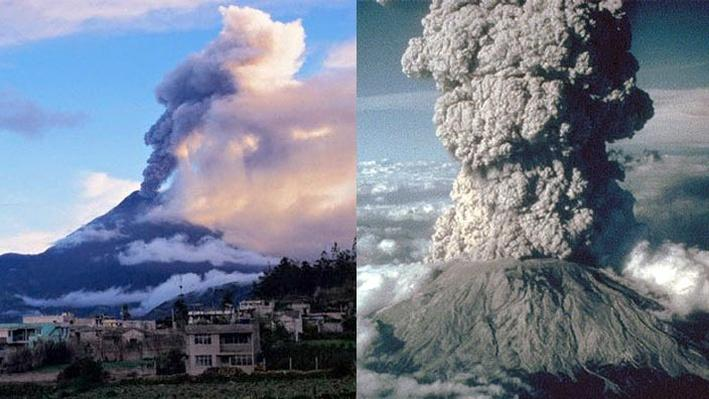 Volcanic Eruptions and Hazards