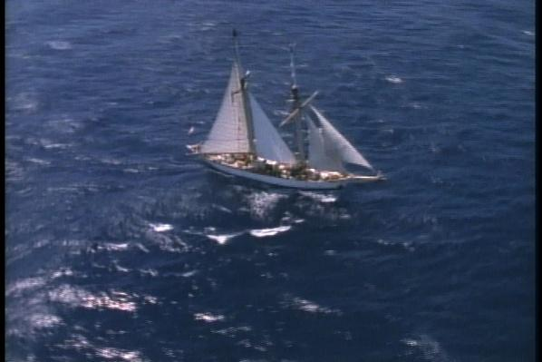 Shipwrecks Reveal Ocean Currents