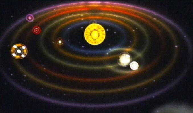 Galileo: Sun-Centered System