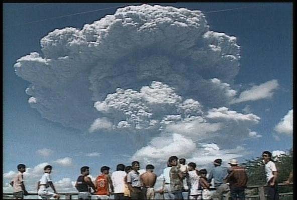 Mount Pinatubo: Predicting a Volcanic Eruption
