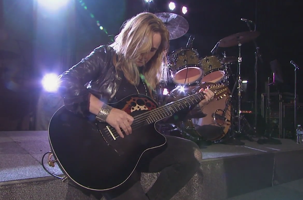 With New Album, Melissa Etheridge Shows a Business Side - Video