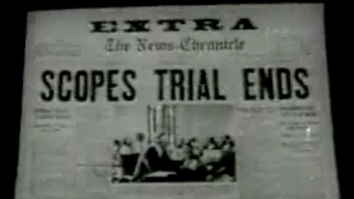 john scopes trial essay Start studying chapter 10 review learn vocabulary, terms, and more with flashcards, games, and other study tools.
