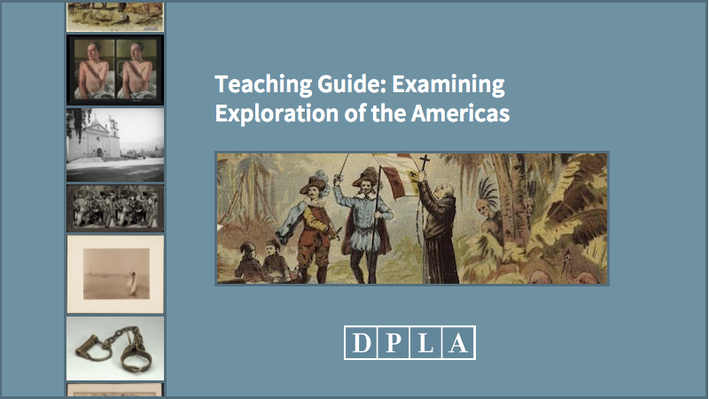 Teaching Guide: Examining Exploration of the Americas