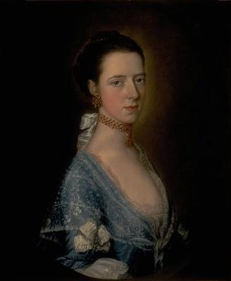 Val A. Browning Memorial Collection: Portrait of Mrs. Casberd