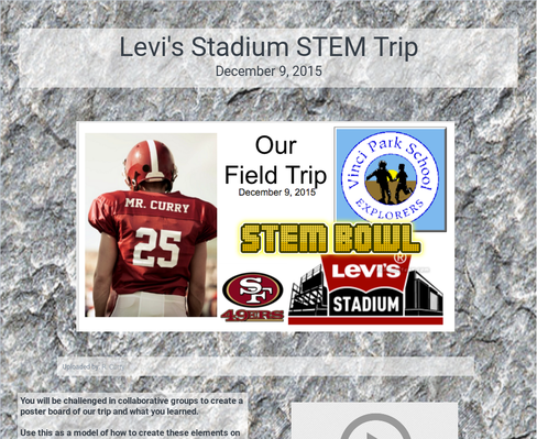 12-09-15 Field Trip Story Board