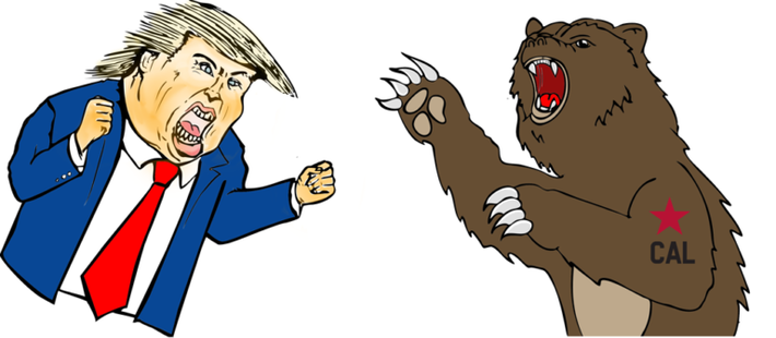 The Lowdown | California Versus Trump: Get Ready to Rumble Lesson Plan