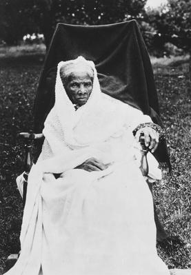 Harriet Tubman, American Anti-Slavery Activist, c1913. | African-American History