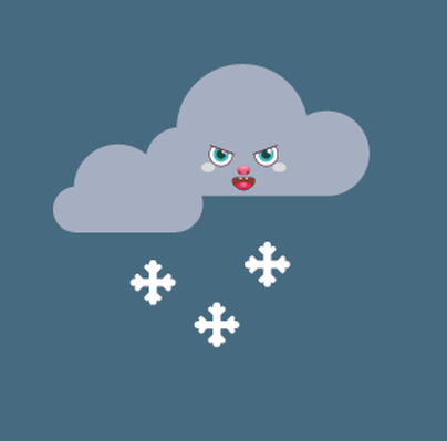 Icons Set Weather | Clipart