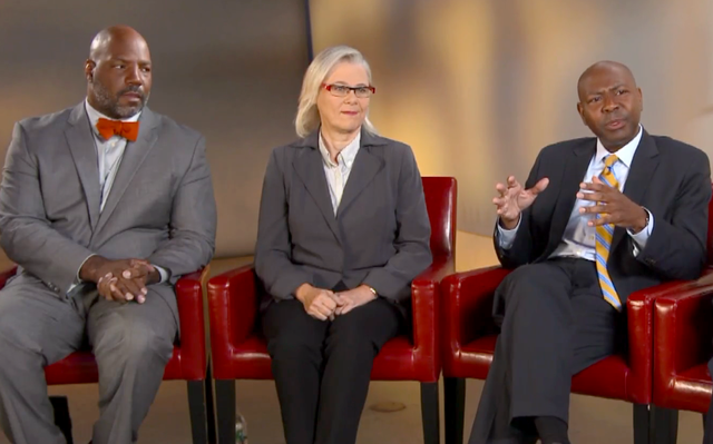 America After Ferguson: Conversations About Race-Expert Panel