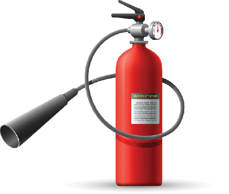 Fire Extinguisher | Clipart