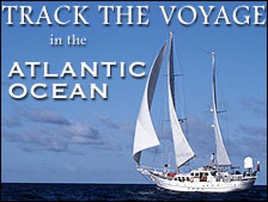 Voyage of the Odyssey: Crossing the Atlantic Ocean