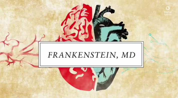 The Brilliant Dr. Victoria | Frankenstein, MD: Episode 17