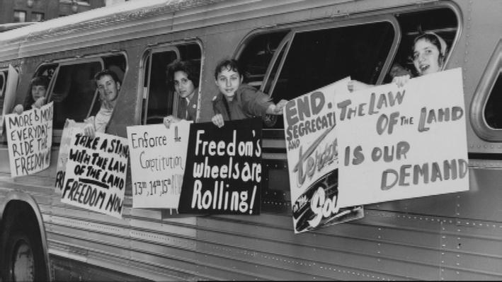 Freedom Riders: Down Freedom's Main Line