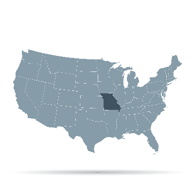 U.S. States - Missouri | Clipart