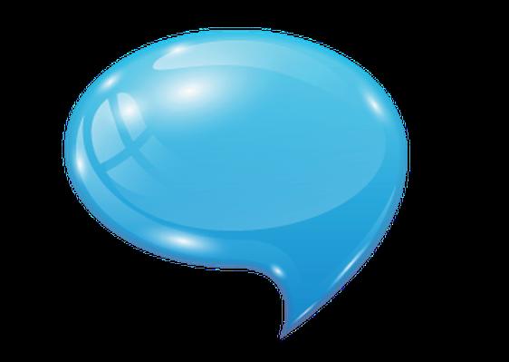 Set of Speech Bubbles | Clipart