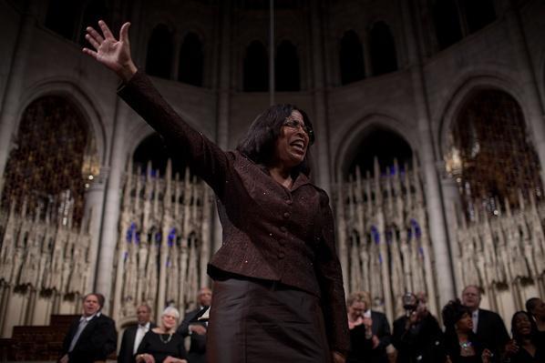Riverside Church Inspirational Choir | Global Oneness Project