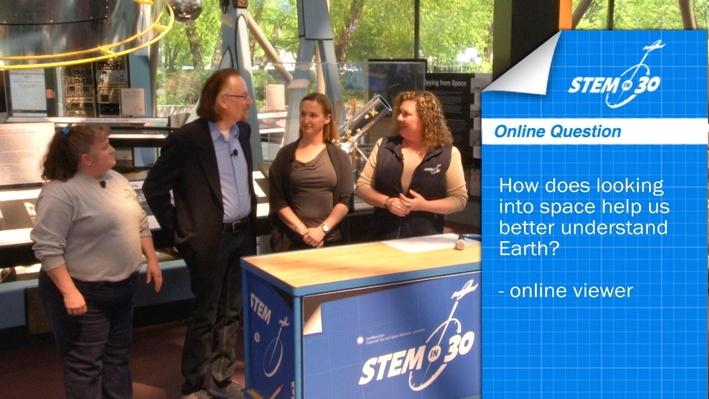 Earth Day: A View from Above Webcast | STEM in 30