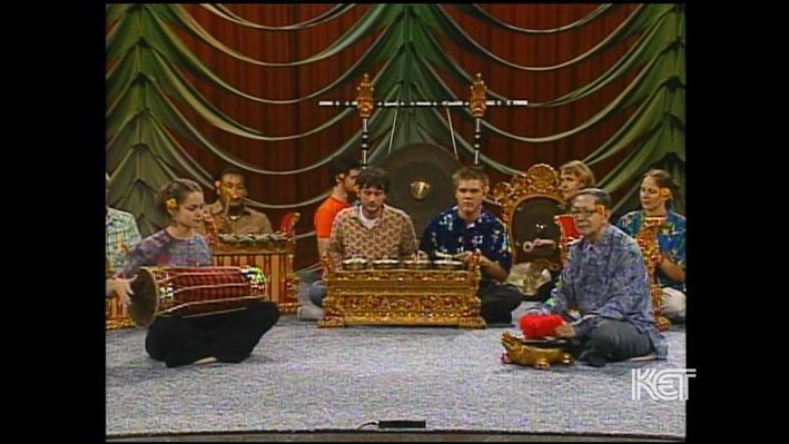Indonesia: Balinese Gamelan Orchestra