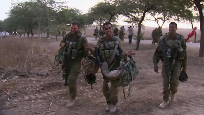 Israel Withdraws Troops from Gaza on Second Day of Ceasefire Video