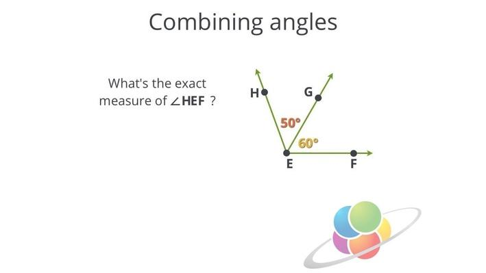 Combining Angles