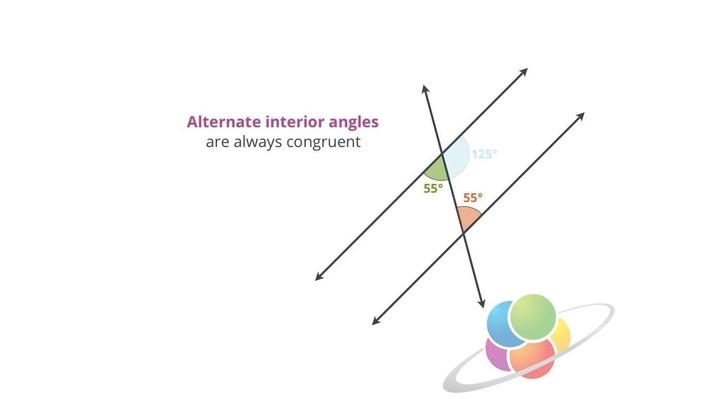 Alternate Interior Angles | School Yourself Geometry