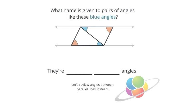 Congruent Sides in Parallelograms | School Yourself Geometry