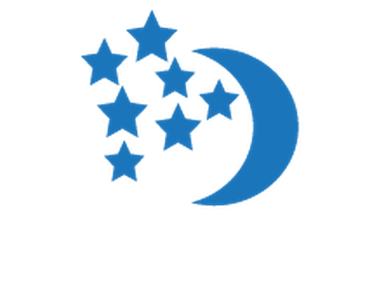 Weather - Moon and Stars | Clipart