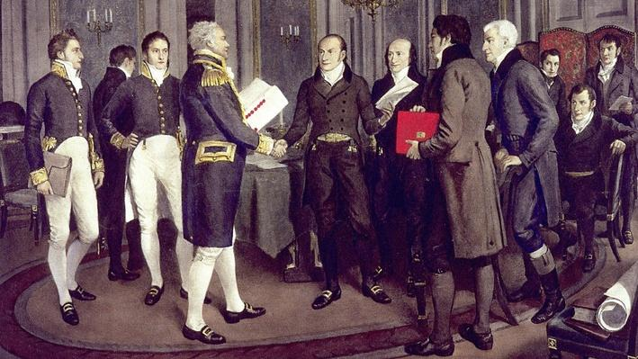 Treaty of Ghent Simulation Lesson Plan