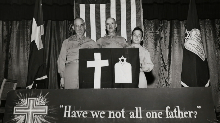 GI JEWS: Jewish Americans in WWII | Three Fighting Faiths