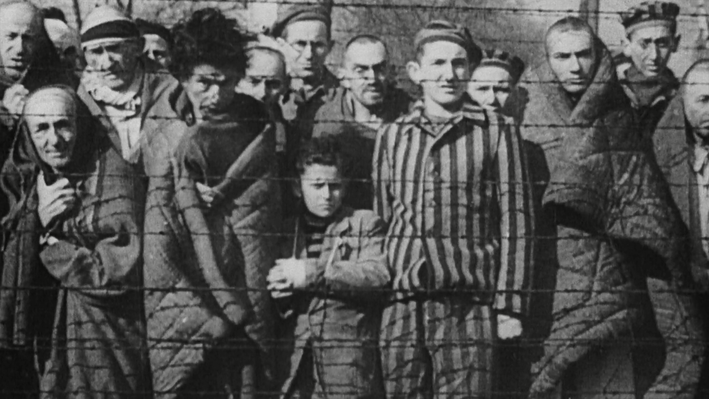 GI Jews: Jewish Americans in WWII | U.S. Soldiers Liberate Nazi Concentration Camps
