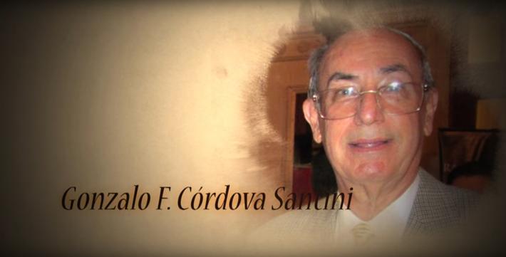 Gonzalo F. Córdova Santini