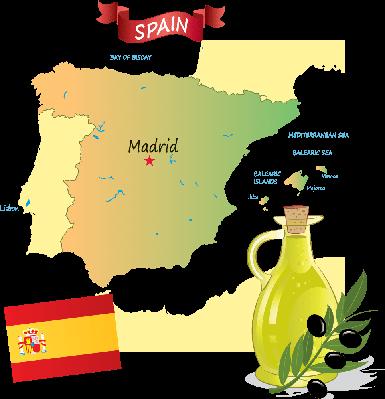 Spain | Clipart